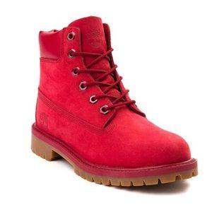 TIMBERLAND Premium Waterproof Boots Size 5.5 US